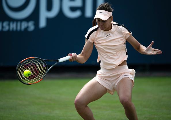 Kudermetova segue para enfrentar Bencic na segunda rodada do Libema Open (Foto: Andy Astfalck/Getty Images)