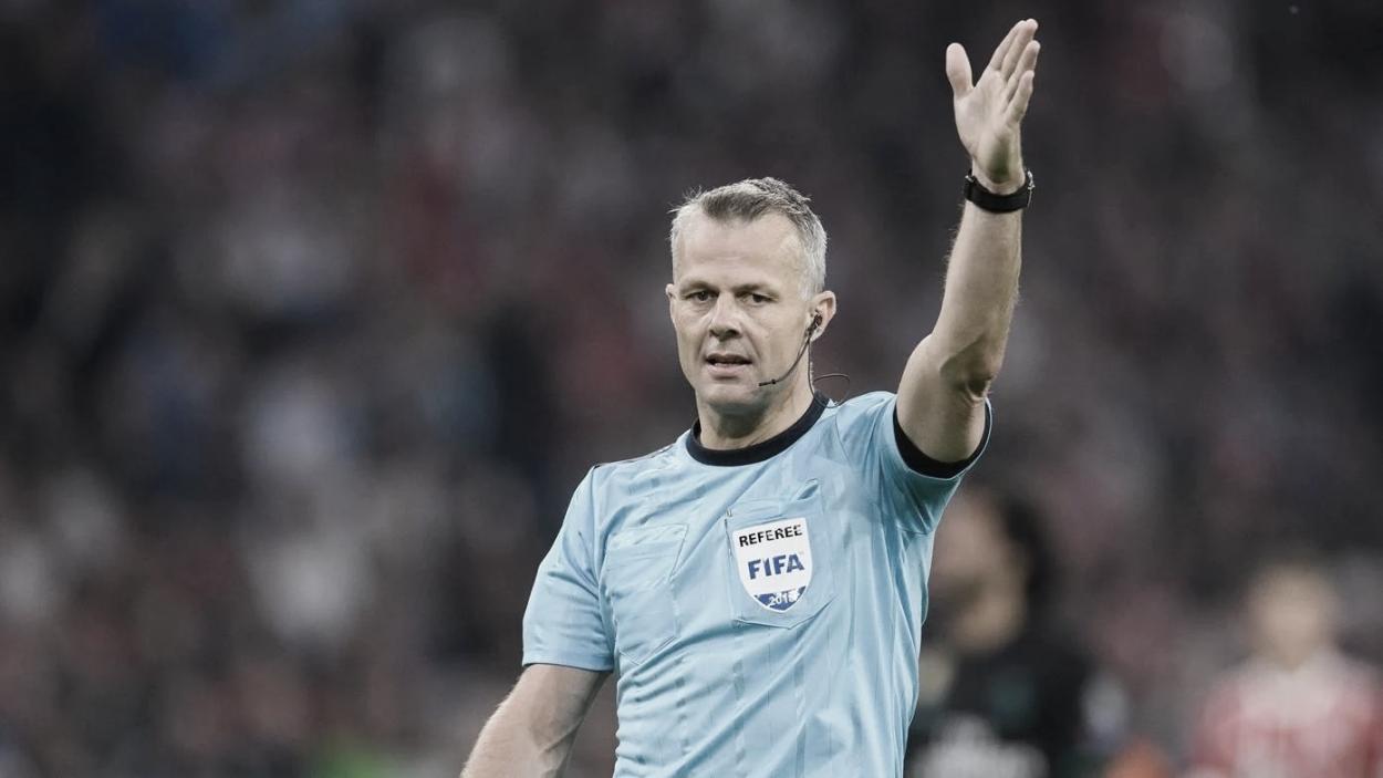 Kuipers será el colegiado de este partido de vuelta./ Foto: UEFA