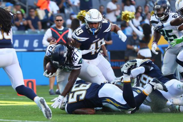 Can the Chargers defense show improvements against the New Orleans Saints? | Photo:
