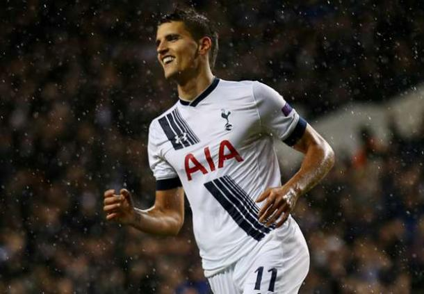 Erik Lamela is one to watch out for (photo: Getty)