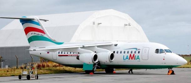 Autonomia do Avro RJ-85 é de, aproximadamente, três mil quilômetros (Foto: Divulgação)
