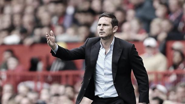Frank Lampard./ Foto: Premier League