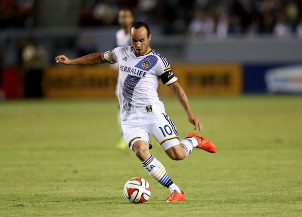 Landon Donovan finalizó su carrera como capitán del Galaxy (Imagen: sportsworldreport.com)