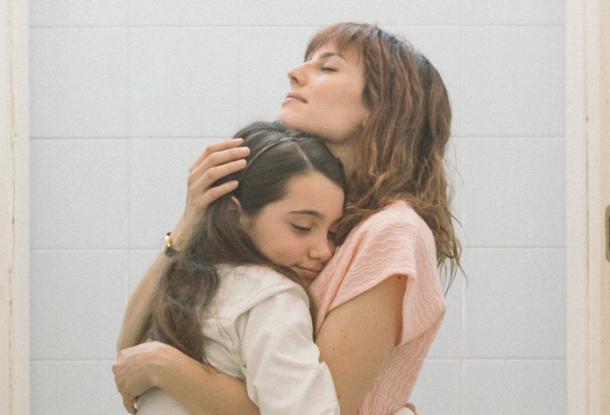 Natalia De Molina y Andrea Fandos. Fuente: Audiovisual