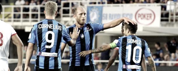 En Bérgamo estan ansiosos de ver a su equipo otra vez en Europa.