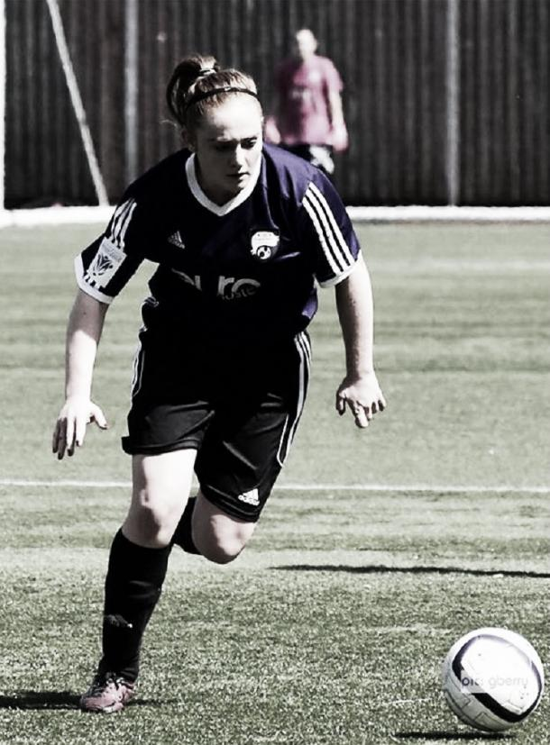 Lauren Evans has been a key player for Glasgow Girls. Photo: Glasgow Girls