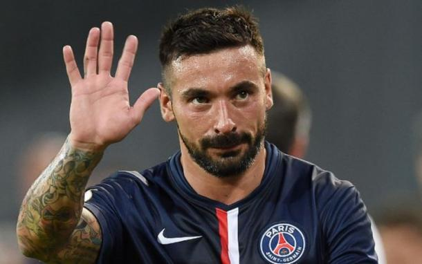 Ezequiel Lavezzi is one player to wave goodbye to Europe in favour of the Chinese League | Photo: americatv.com.pe