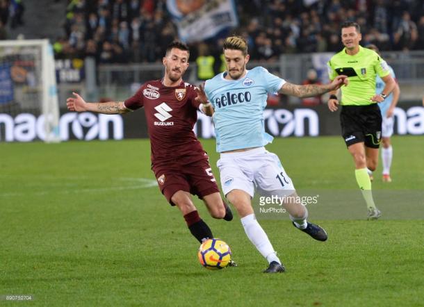 La Lazio espera dejar atrás la derrota del pasado lunes / Foto: gettyimages