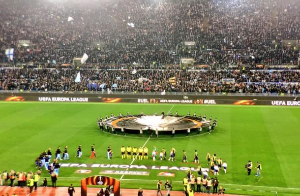 Foto Ss Lazio Twitter