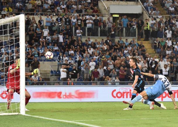 Foto Ssc Napoli Twitter