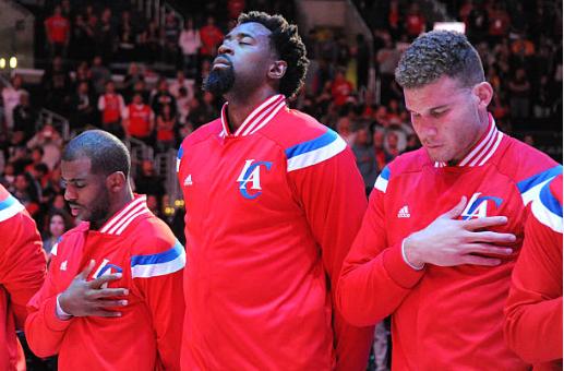 Chris Paul, DeAndre Jordan y Blake Griffin lideraron a los mejores Clippers de la historia | Foto: Getty Images