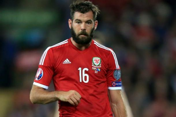 Ledley has played a pivotal role in Wales' European Championships qualification (Photo: Getty images sport)