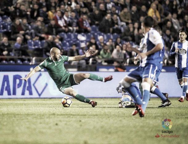 Partido Deportivo - Leganés (Foto: La Liga)