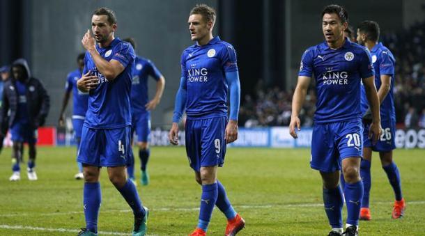 Il Leicester è ad un passo dagli ottavi di finale di Champions League (Fonte foto: The Indian Express)