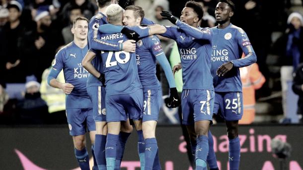 El Leicester buscará acabar con la mala dinámica de los últimos partidos./ Foto: Premier League