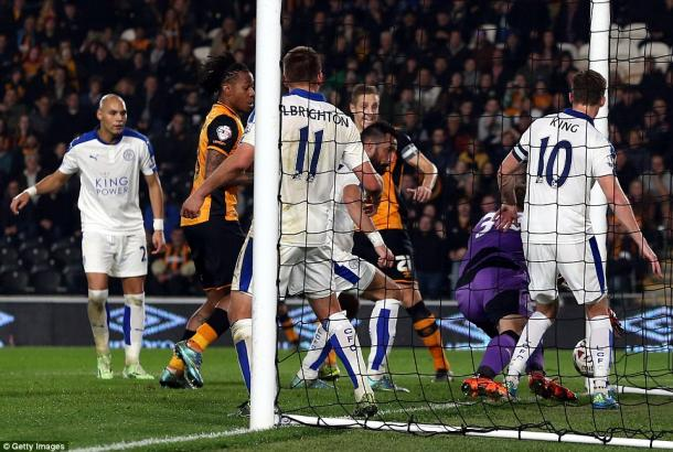 The last time these two sides met, the Tigers dumped Leicester City out of the League Cup | Photo: Getty