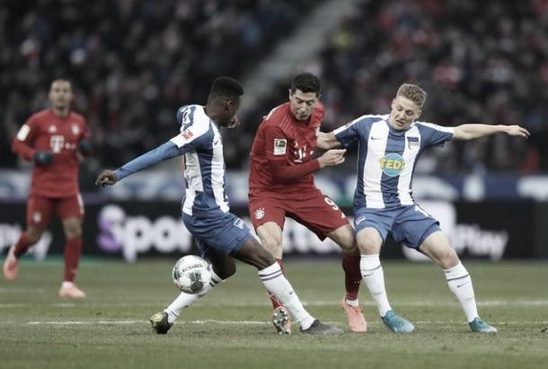 Foto: Divulgação/ Bayern de Munique