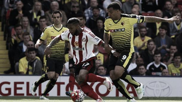 Will Lens still be a Sunderland player in the 2016/17 season? (Photo: Sunderland AFC)
