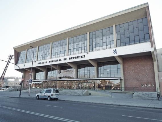 Palacio de los Deportes de León | Foto: leonocio.es
