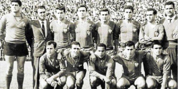 Plantilla del Levante temporada 1963-19645/FOTO: Levante EMV
