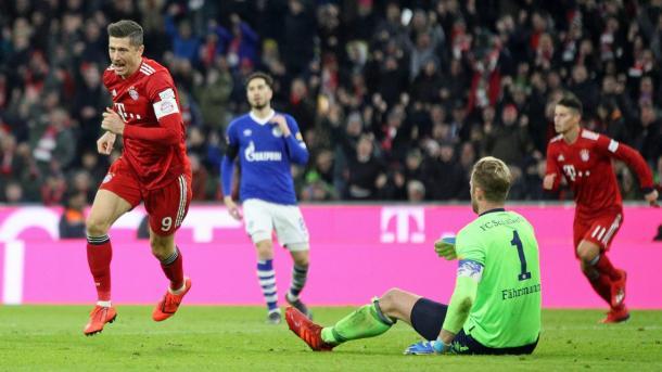 (B. Munich 3-1 Schalke   Foto: Getty Images)