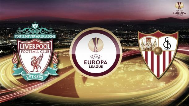 Liverpool will play Sevilla in the Europa League final (image: youtube.com)