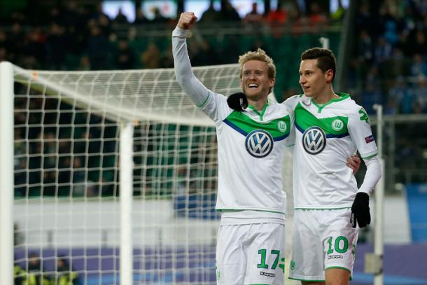 Will Draxler follow Schurrle in leaving VfL? | Source: tensports