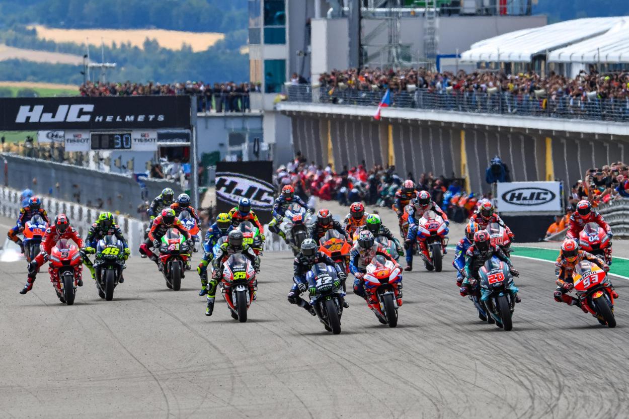Imagen: MotoGP