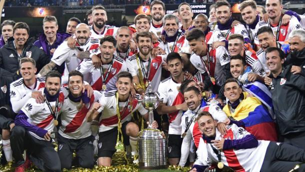 Foto: River Plate Oficial.