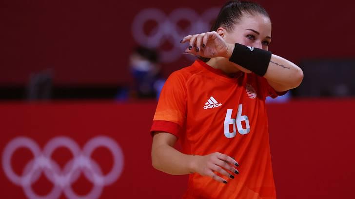 Norueguesas tomaram conta do jogo (Foto: Divulgação / Olympic Games)