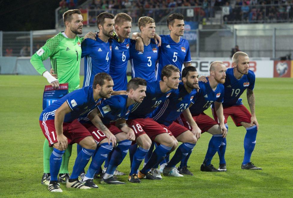 Liechtenstein, selección con varios jugadores semiprofesionales