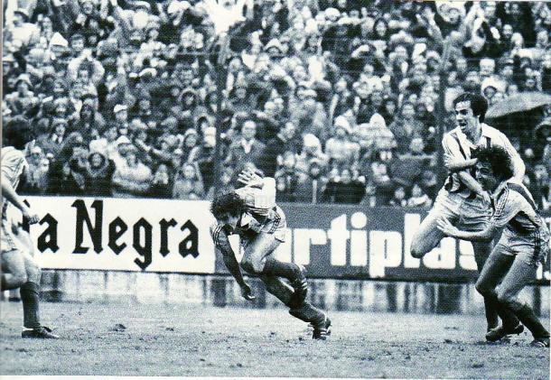 La primera Liga llevó la firma final de Zamora en Gijón