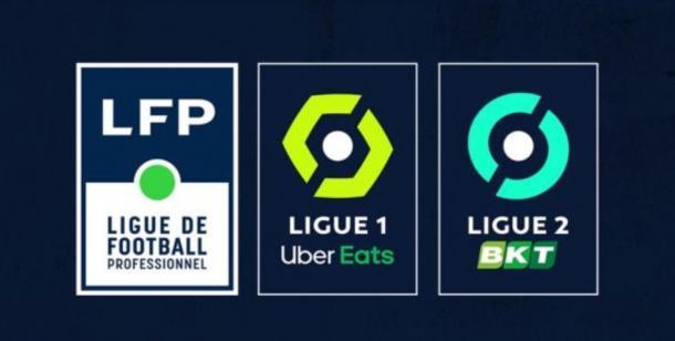 Novas identidades das ligas 1 e 2 francesas (Foto: Reprodução)