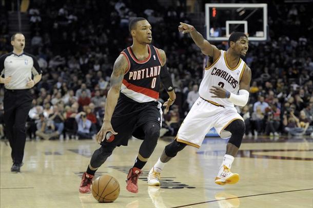 Pese al gran partido de Lillard, Portland sumó una nueva derrota | Foto: NBA.com