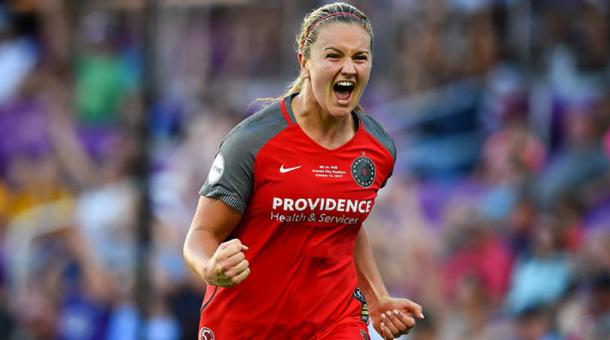 Lindsay Horan will return to the Thorns this season | Photo: Four Four Two