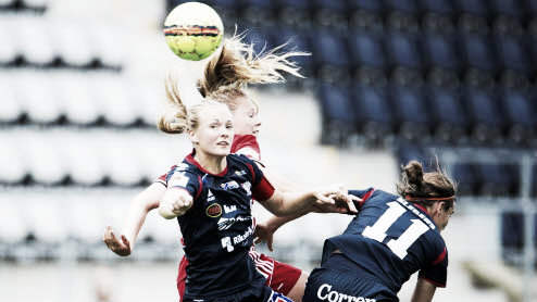 Linköpings fight back from 2-0 down to beat Piteå 3-2. http://svenskfotboll.se/damallsvenskan