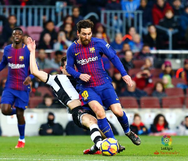 Lionel Messi será una de las amenazas para los realistas. | Foto: La Liga