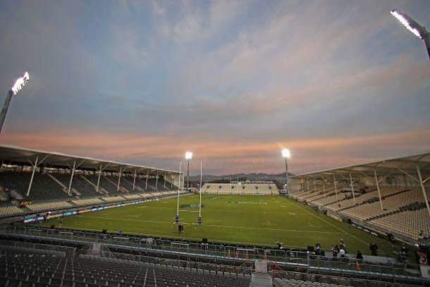 L'AMI Stadium di Christchurch | twitter - @LionsRugby