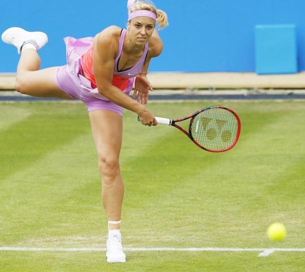 Sabine Lisicki is one of a number of German women inside the top fifty (Source: Rediff)