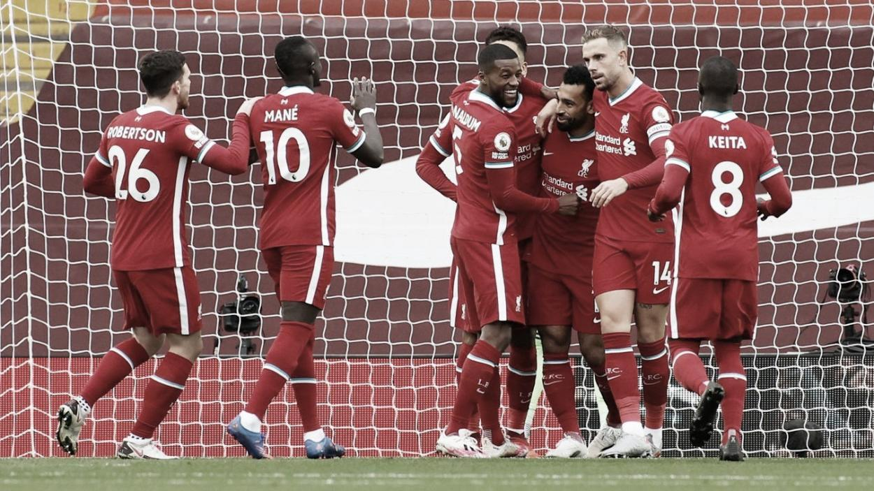 Liverpool./ Foto: Premier League
