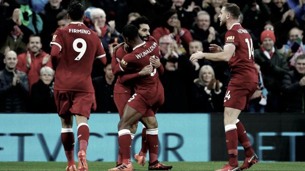 El Liverpool buscará certificar su pase a los octavos de final: Foto: Premier League