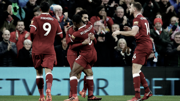 El Liverpool buscará lograr una nueva victoria frente al Everton en el derby de  Merseyside./ Foto: Premier League