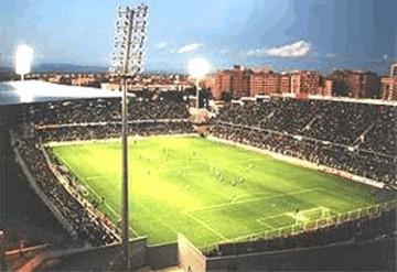 Estadio del Lleida, el Camp de Sports (fuente: Lleida Sportiu)