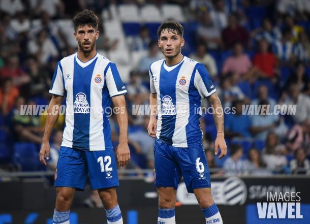 Lluís López y Dídac Vilà | Foto: VAVEL