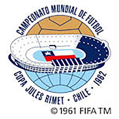 Logo Mundial Chile 1962 I Foto: FIFA
