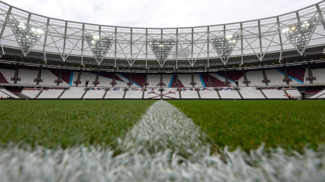 El London Stadium./ Foto: Premier League