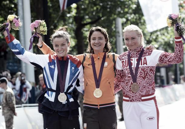 Vos challenge relished by Armitstead | Credit: Getty