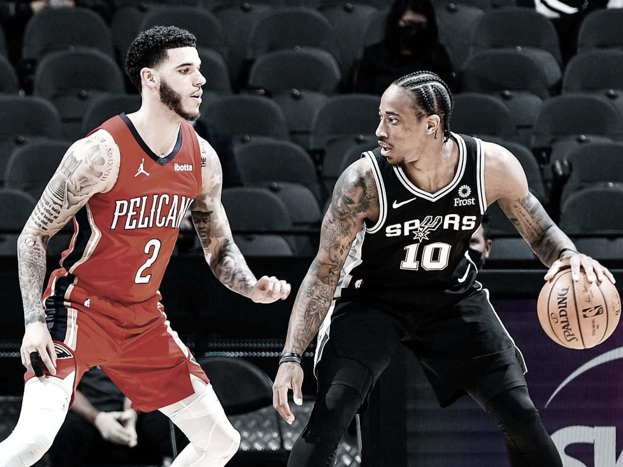 Ball y DeRozan, esperanza para los Bulls   Foto: NBA