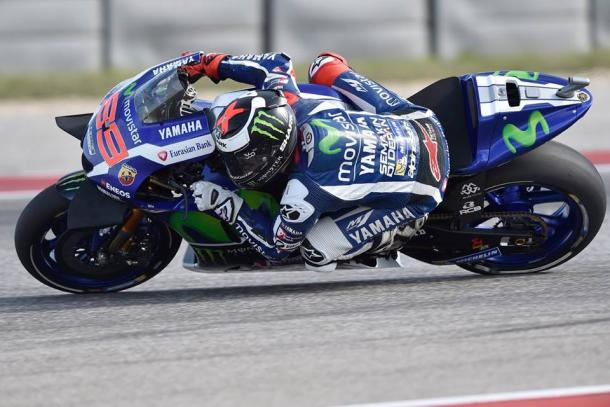 Jorge Lorenzo has been unable to keep pace with Marc Márquez | Photo: Movistar Yamaha Team