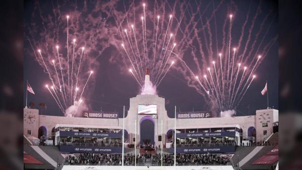 San Francisco enfrentará a los Rams en Los Ángeles Coliseum (foto 49ers)